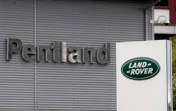 Image result for pentland land rover edinburgh WEST