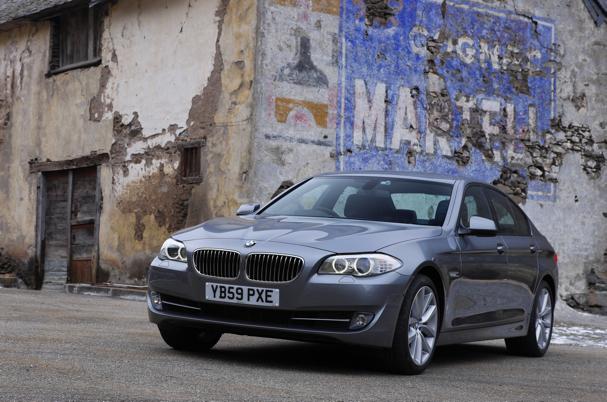 BMW 530d SE 17 | 08 | 2010Scotcars rating
