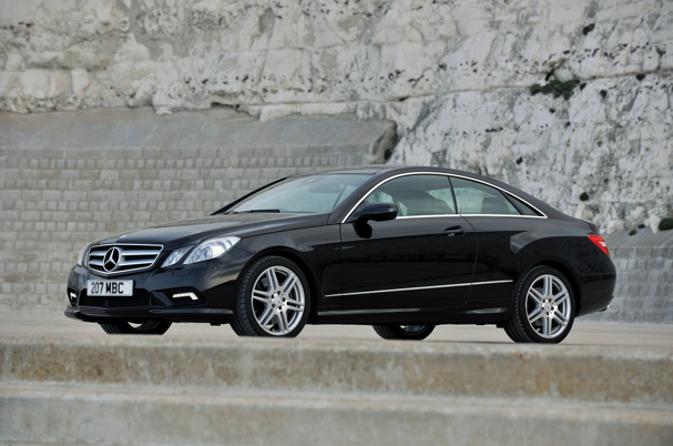 mercedes benz e220cdi coupe sport scotcars. Black Bedroom Furniture Sets. Home Design Ideas