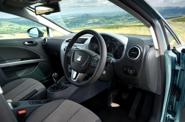 seat leon 1.4tsi sport - scotcars