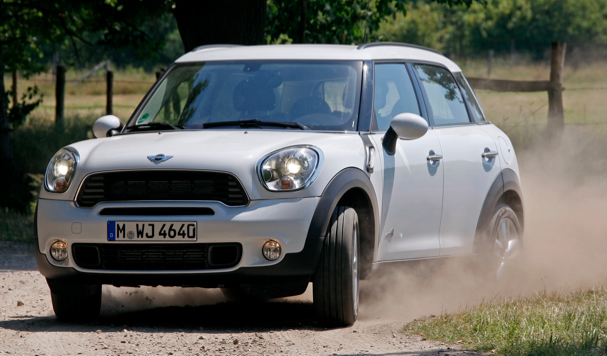 Mini Countryman Cooper S All4 Scotcars