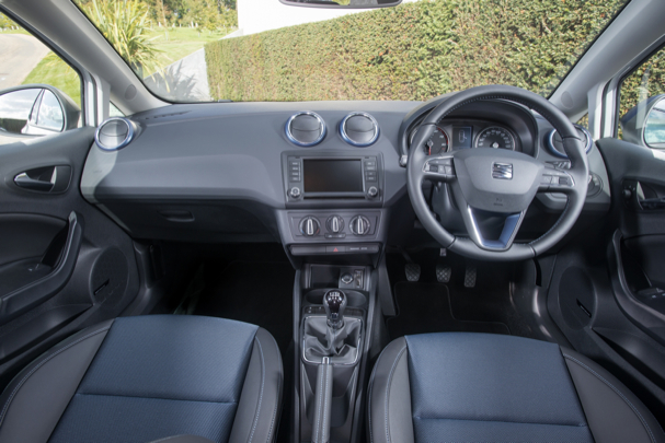seat ibiza 1 0 eco 95 se five door scotcars. Black Bedroom Furniture Sets. Home Design Ideas