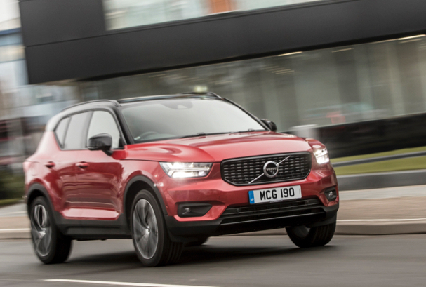 Volvo XC40 D4 AWD First Edition - Scotcars